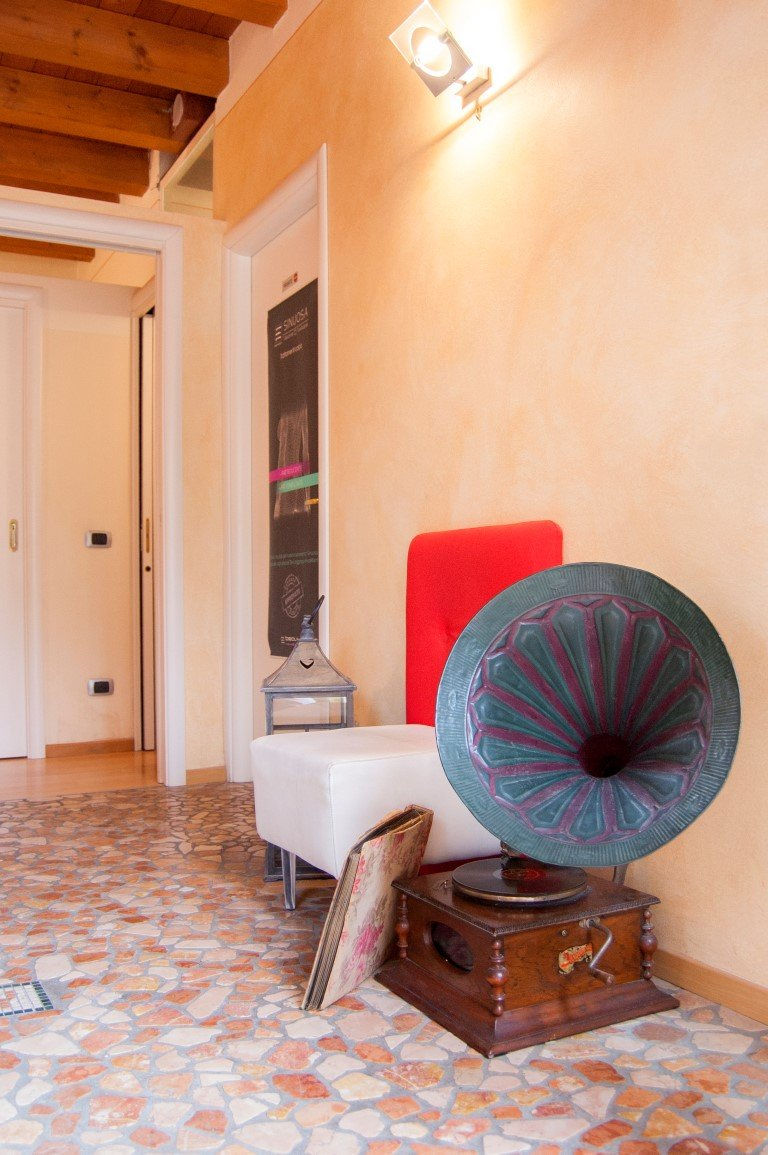 Interno Centro Estetico a Caprino Veronese