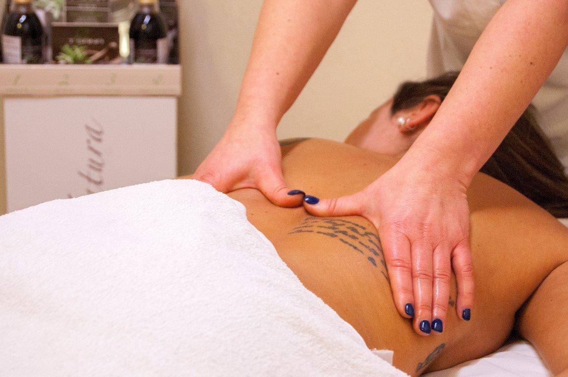 Massaggio corpo